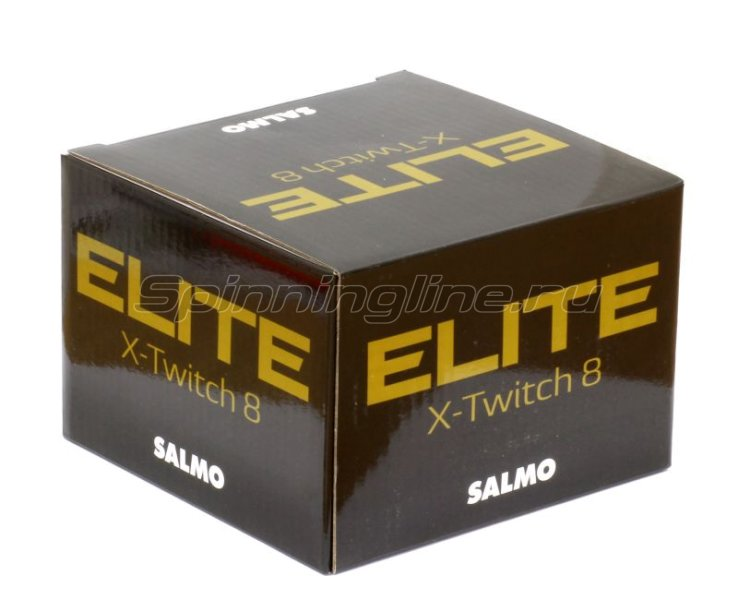 Катушка Elite X-Twitch 8 30FD -  10