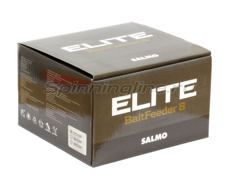 Катушка Elite Baitfeeder 8 40BR -  9