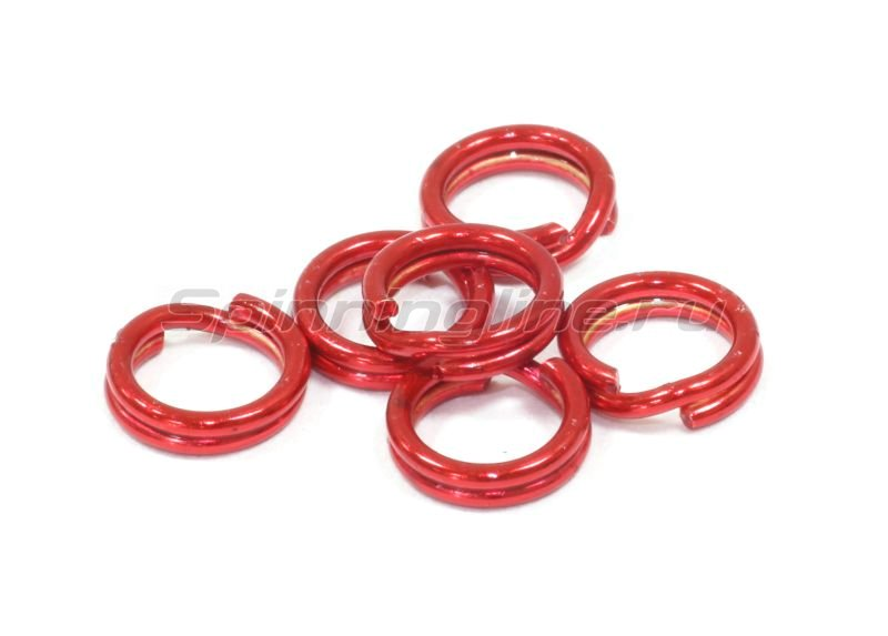 Кольца заводные W.L. Split Rings Red Eyes 3 -  2