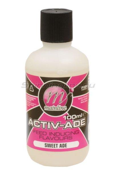 Mainline - Концентрированный подсластитель Activ Ades 100мл Active Sweet Ade - фотография 1