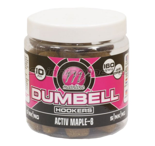 Бойлы Dumbell Hookers 10мм Cell -  1