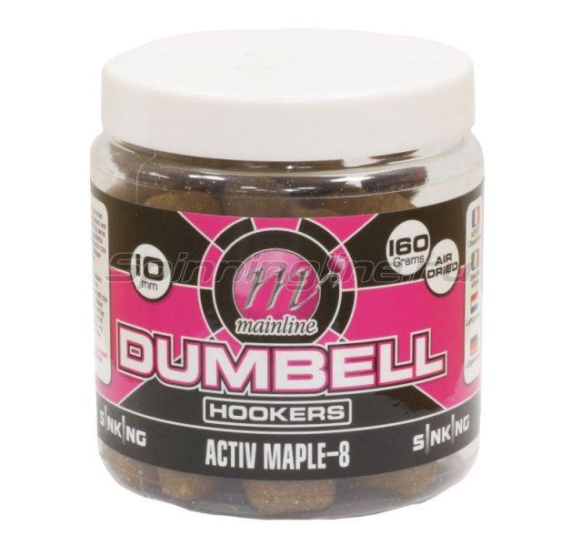 Бойлы Dumbell Hookers 10мм Fusion -  1