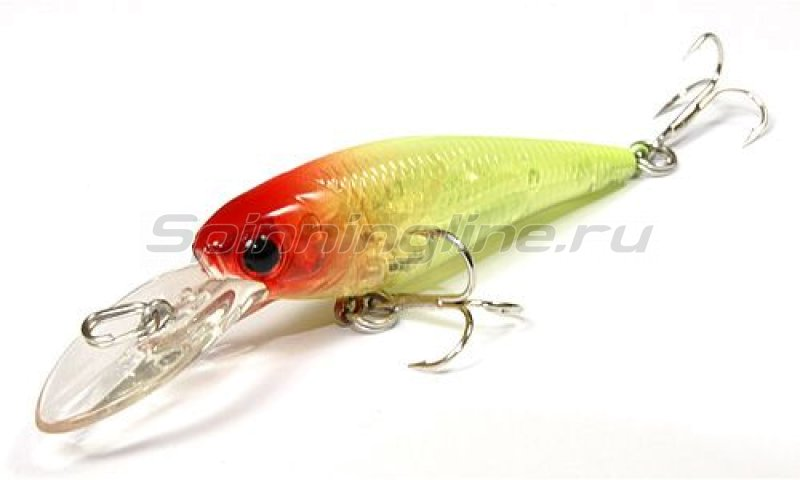 Lucky Craft - Воблер Bevy Shad 50F Crawn Lime 193 - фотография 1
