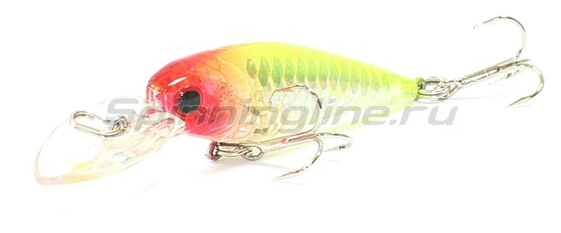 Lucky Craft - ������ Bevy Shad 50F MS Crown 195 - ���������� 1