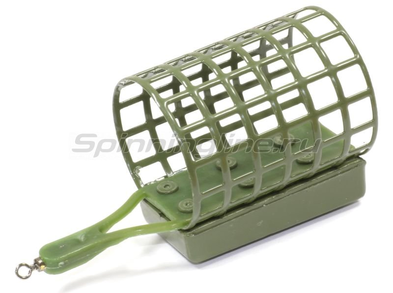 Кормушка Лиман Feeder Спорт-kombi 70гр круглая, без дна -  4