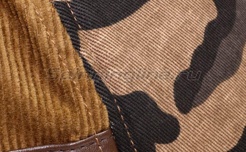 Кепка Varivas Corduroy Cap Brown - фотография 6