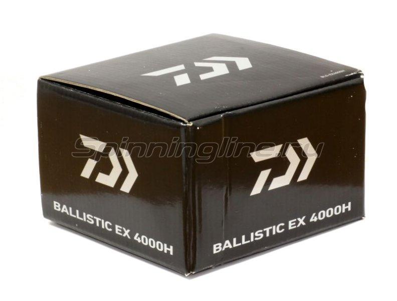 Daiwa - Катушка Ballistic EX 4000H - фотография 5