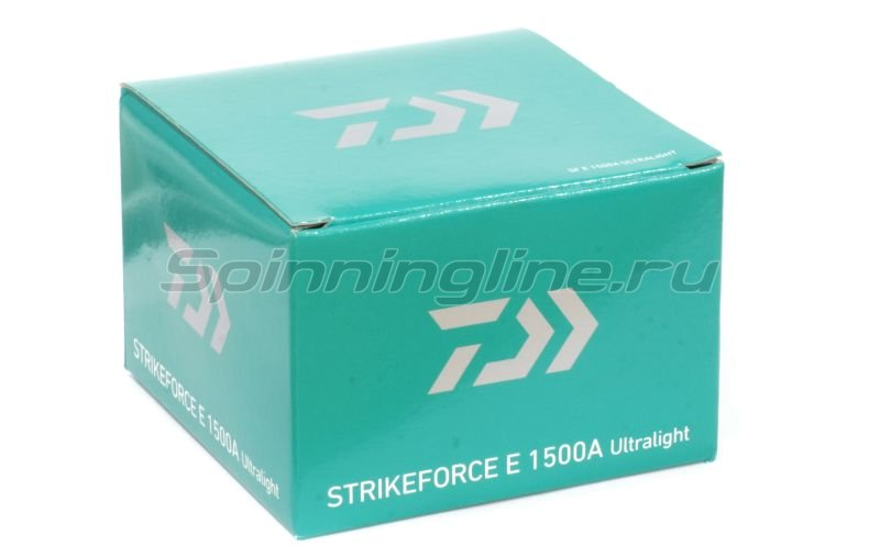 Daiwa - Катушка StrikeForce E 3000A - фотография 6