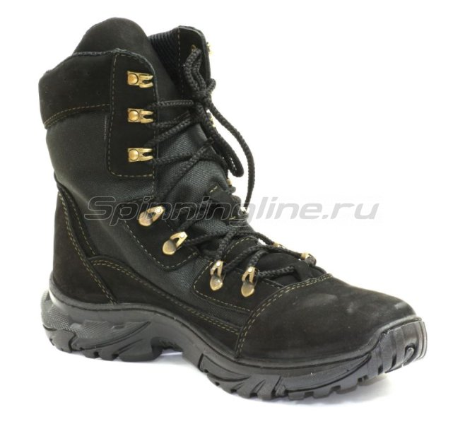 Ботинки Странник черные 44 -  4