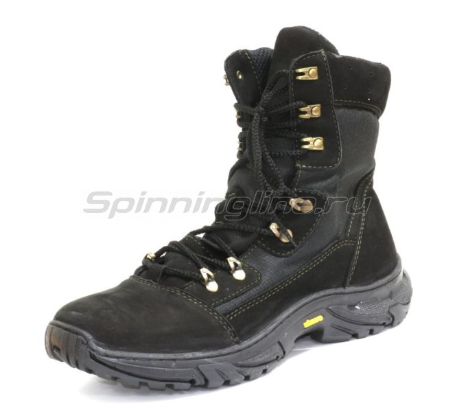 XCH - Ботинки Странник черные 42 - фотография 1
