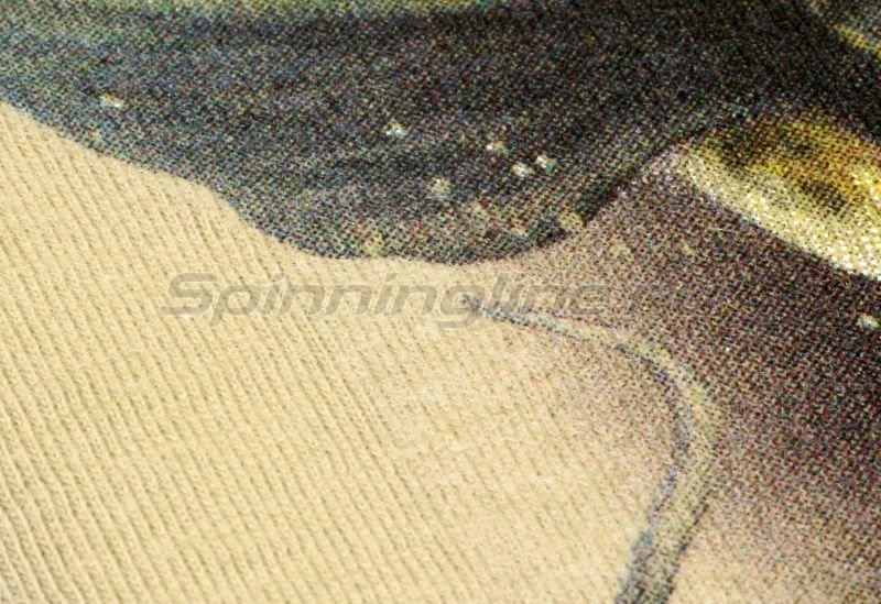 """Мир футболок - Футболка с рисунком """"Сом"""" L - фотография 3"""