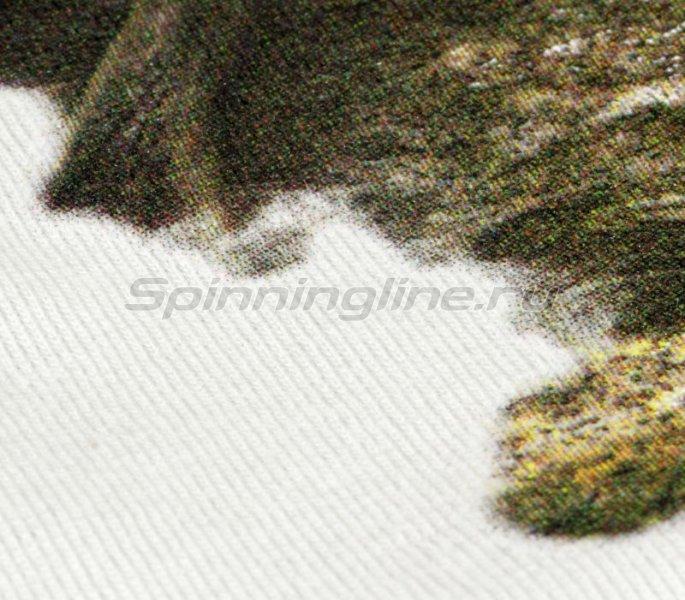 """Мир футболок - Футболка с рисунком """"Волк"""" L - фотография 3"""