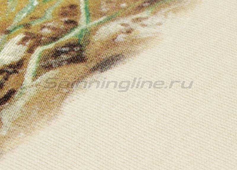"""Мир футболок - Футболка с рисунком """"Сазан"""" M - фотография 3"""