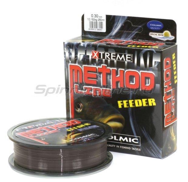 Colmic - Леска Method Feeder 250м 0,25мм - фотография 2
