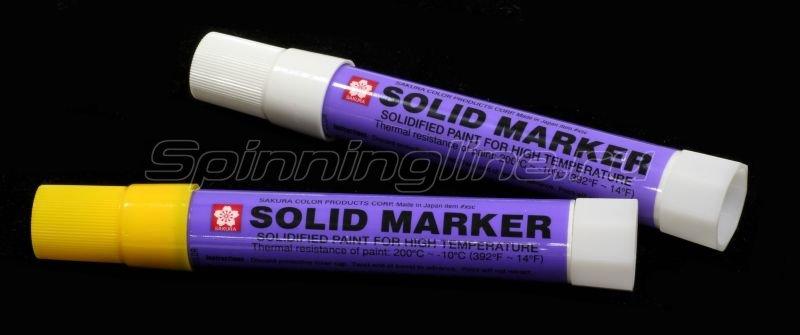 Маркер для лески Colmic Line Marker белый -  2