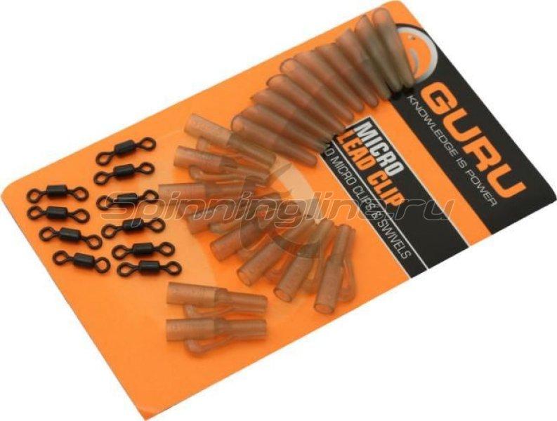 Набор для монтажа Guru Micro Lead Clip - фотография 1
