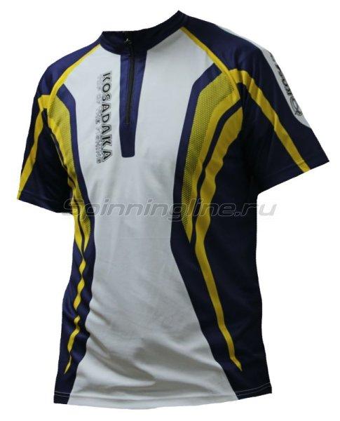 Футболка Kosadaka Sunblock XXL с коротким рукавом Limited -  1
