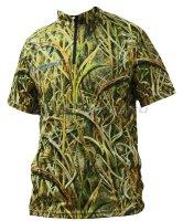 Футболка Kosadaka Sunblock 4XL Camouflage