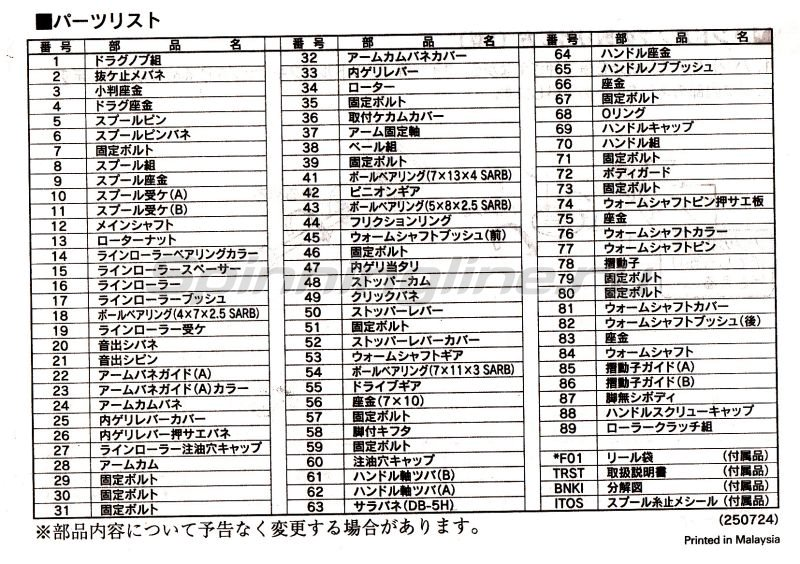 Shimano - Катушка Soare BB C2000PGSS - фотография 8
