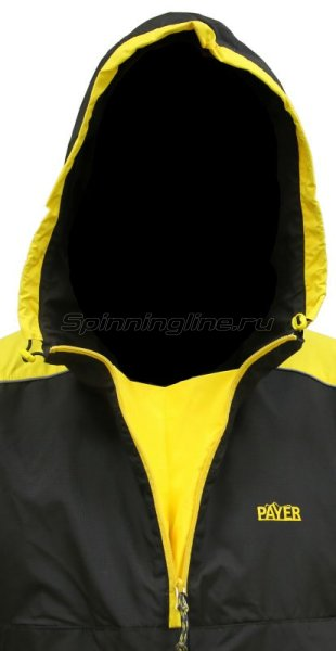 Костюм Шторм Novatex 60-62 рост 182-188 коричнево-желтый - фотография 4