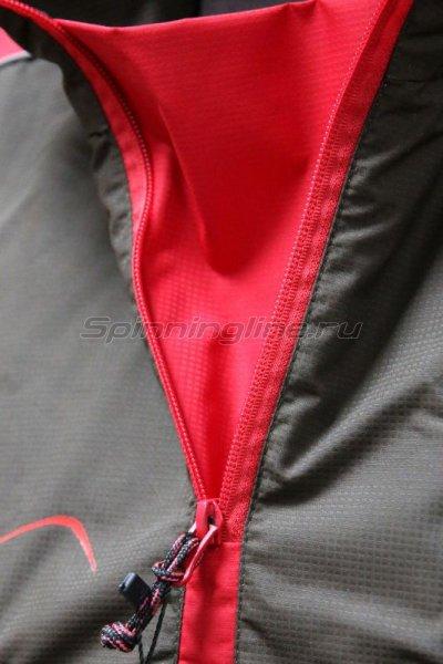 Костюм Шторм Novatex 48-50 рост 182-188 коричнево-красный - фотография 3