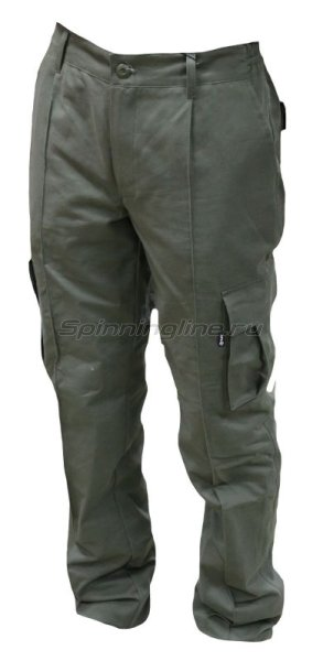 Брюки Novatex Армия 48-50 рост 170-176 олива - фотография 1