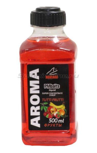 Minenko - Добавка PMBaits Aroma Tutti-Frutti 500мл. - фотография 1