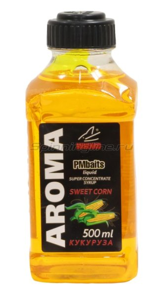 Добавка PMBaits Aroma Sweet Corn 500мл. -  1