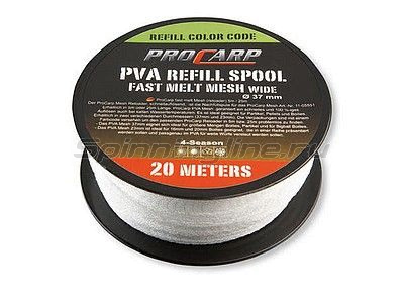 Мешок PVA Fast melt mesh d-37мм l-5м reloader -  1