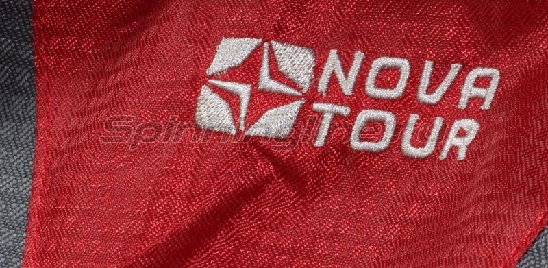 Nova Tour - Рюкзак Вижн 20 серый/красный - фотография 3