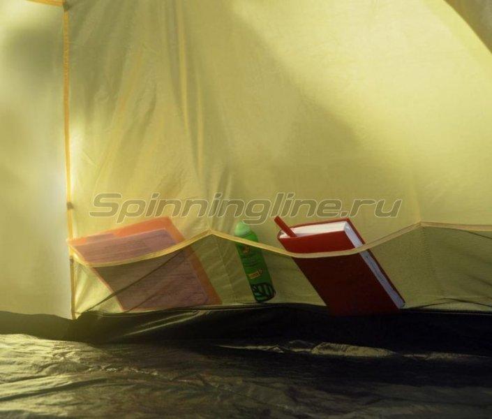 Палатка Трек 3 Олива -  2