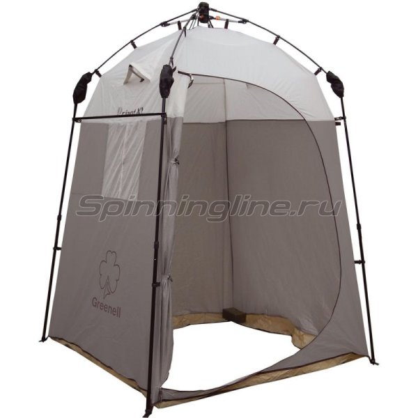 Палатка-душ Приват XL коричневый -  1