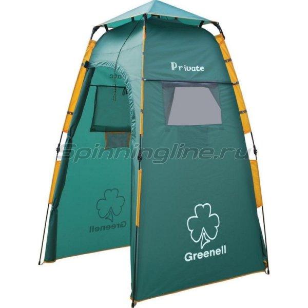 Greenell - Палатка-душ Приват V2 зеленый - фотография 1
