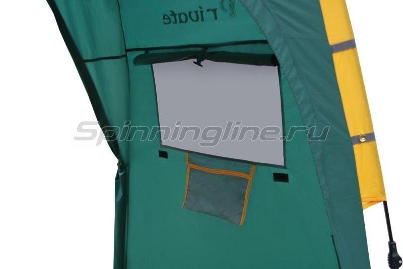 Greenell - Палатка-душ Приват V2 зеленый - фотография 3