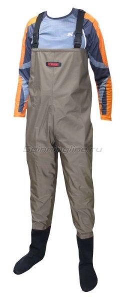 Вейдерсы Alaskan Scout хаки XL - фотография 1