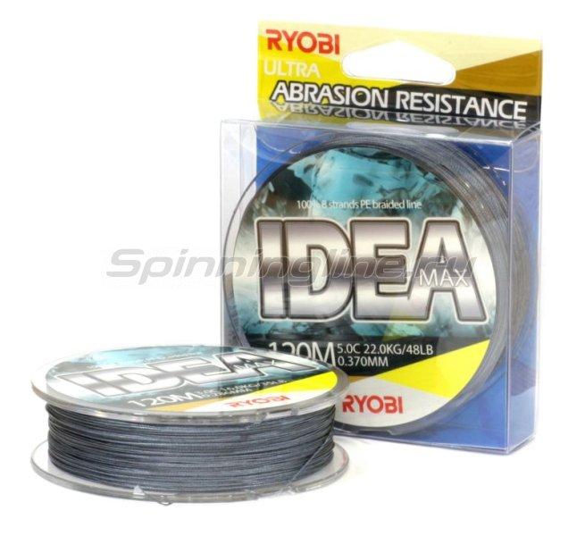 RYOBI - Шнур PE Idea 8х 120м 0,185мм - фотография 2