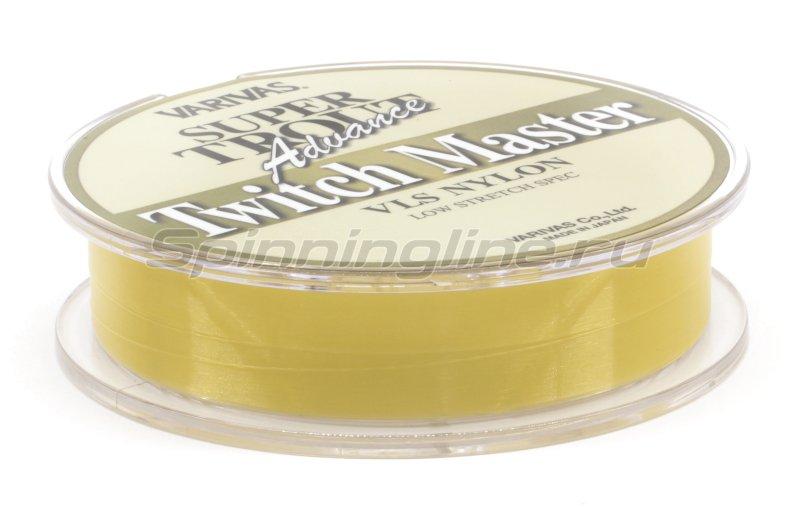 Леска Varivas Super Trout Advance Twitch Master Nylon 100м 0,185мм -  2