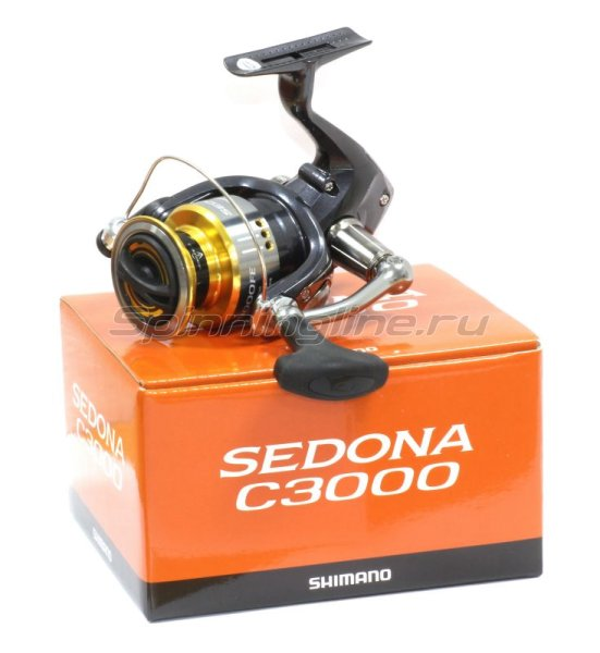 Shimano - Катушка Sedona 3000 Compact FE - фотография 6