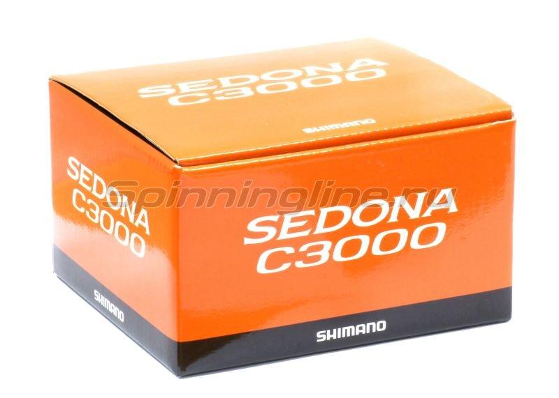 Shimano - Катушка Sedona 3000 Compact FE - фотография 7