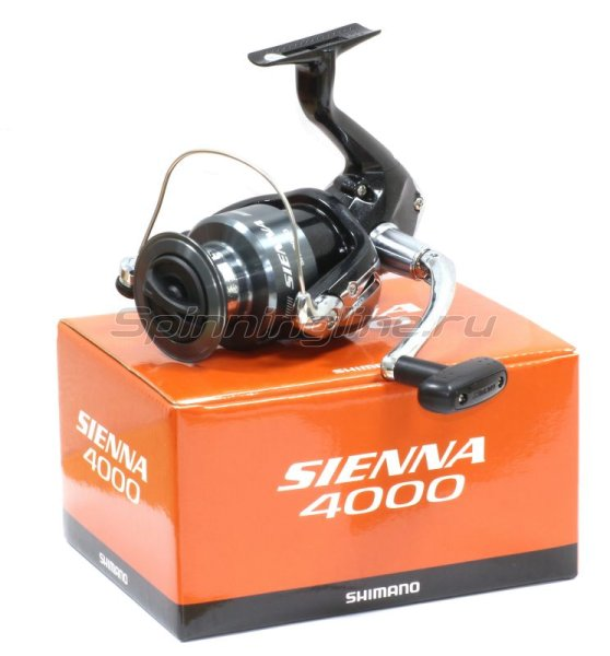 Катушка Sienna 4000 FE -  6