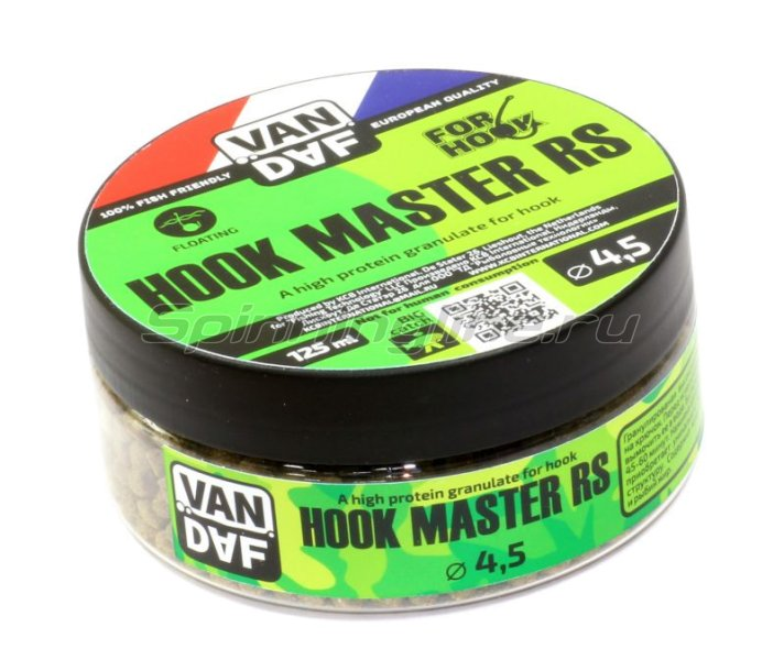 ������� Van Daf Hook Master RS 4,5�� 125�� - ���������� 1
