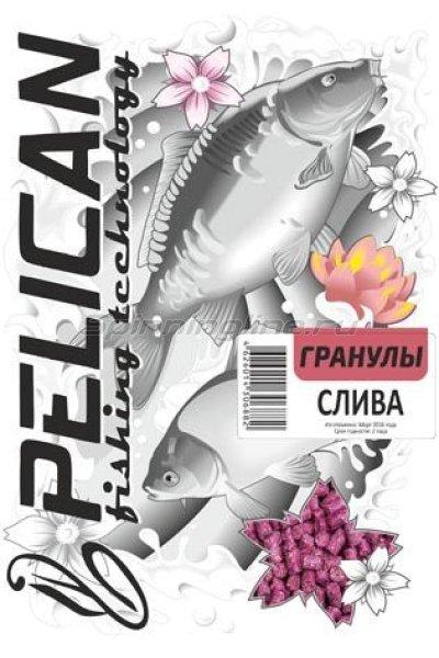 Прикормка Pelican Слива гранулы -  1