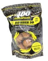 Прикормка 100 поклевок Bomber-30 Рыбная мука
