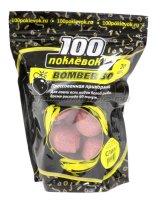 Прикормка 100 поклевок Bomber-30 Слива