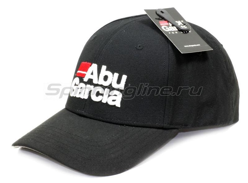 Кепка Abu Garcia Black Cap -  1