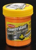 Паста Natural scent TroutBait Garlic Fluo Orange (чеснок)