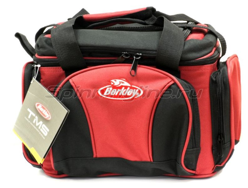 Berkley - Сумка System Bag L red-black 4 boxes - фотография 1