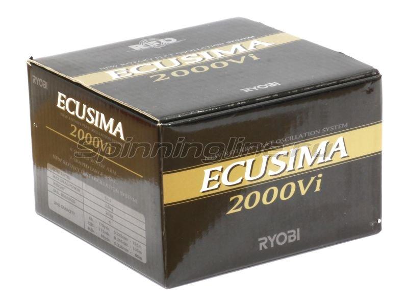 Катушка Passion 720 шпуля Ecusima -  5