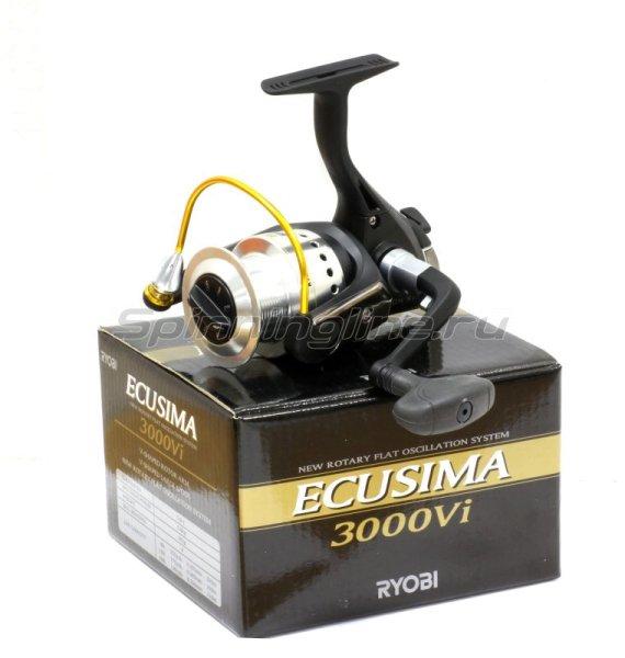 Катушка Passion 740 шпуля Ecusima -  4