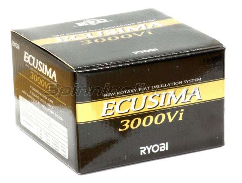 Катушка Passion 740 шпуля Ecusima -  5